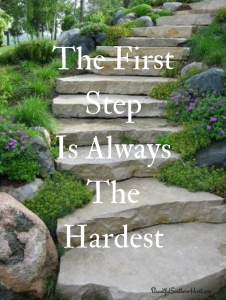 The FirstStepIs AlwaysThe Hardest (1)